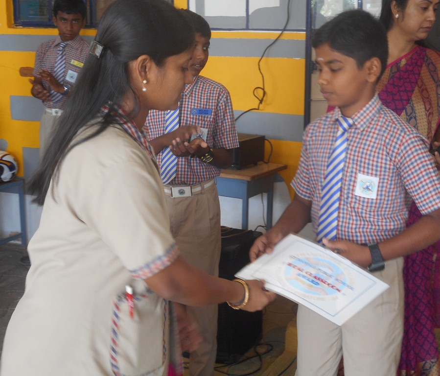 6 Classroom award for sustained cleanliness (Copy)
